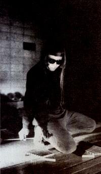 Keiji Haino - Percussion Solo