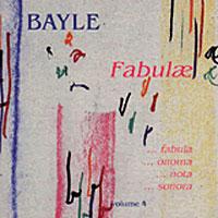 Francois Bayle - Fabulae