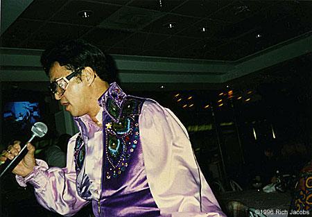 Thai Kevin at Palms Thai, 1996.