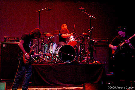 Earth at ArthurFest 2005.