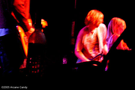 Sonic Youth at ArthurFest 2005.