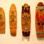 Original, one-of-a-kind 1970s Dogtown decks.