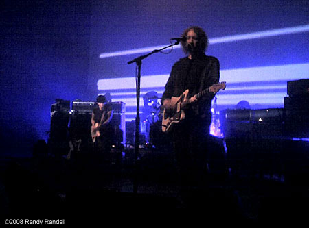 My Bloody Valentine at the Santa Monica Civic, 2008.
