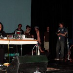 Merzbow at ArthurFest 2005.