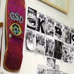 Skate Fate detail.