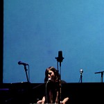 Julia Holter performs Delicious.