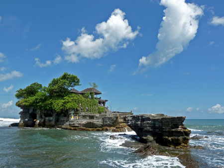 Purah Tanah Lot, Bali.