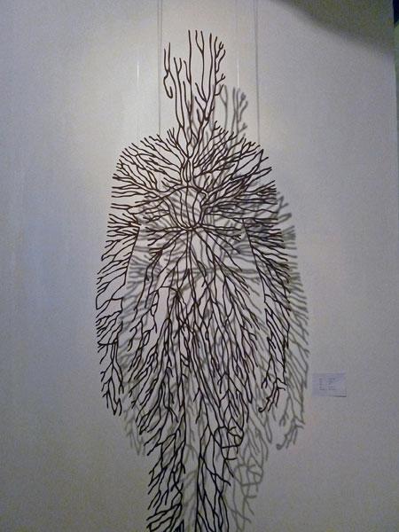 Payne, Circulation, 2010 at the Bangkok Art and Culture Center in Bangkok, Thailand.