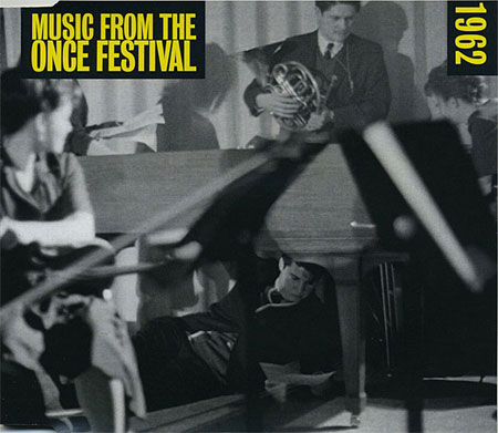 Music From the ONCE Festival, Disc Two - 1962.