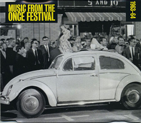 Music From the ONCE Festival, Disc Four - 1963-1964.