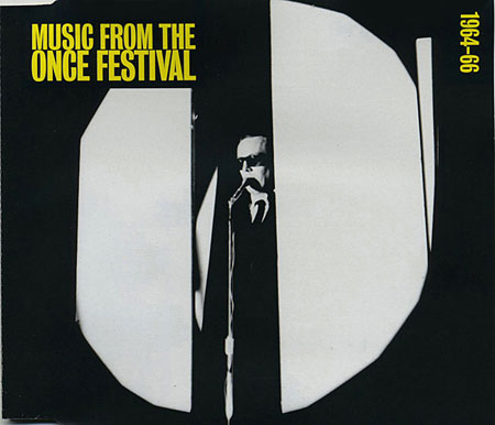 Music From the ONCE Festival, Disc Five - 1964-1966.