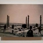 Iannis Xenakis, light and sound spectacle, Persepolis, Iran, 1971.