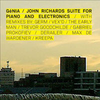 GéNIA + John Richards - Suite for Piano and Electronics