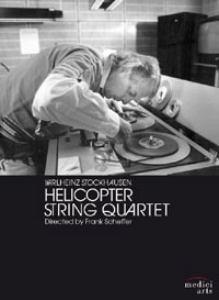 Karlheinz Stockhausen - Helicopter String Quartet