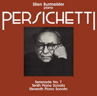Vincent Persichetti - Piano Sonatas 10 and 11