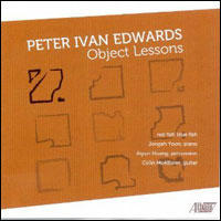Peter Ivan Edwards - Object Lessons