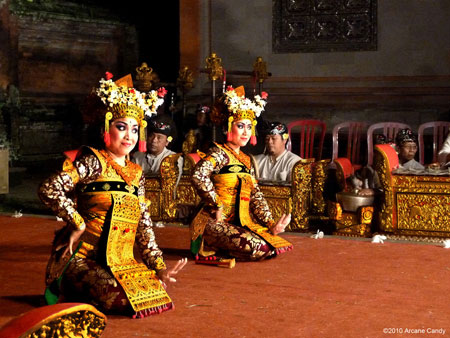 Dancers of Ubud