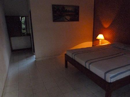 The Bayu Mantra hotel in Lovina, Bali, Indonesia.