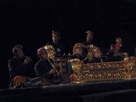The Peliatan Masters at the Agung Rai Museum of Art in Ubud, Bali, Indonesia.
