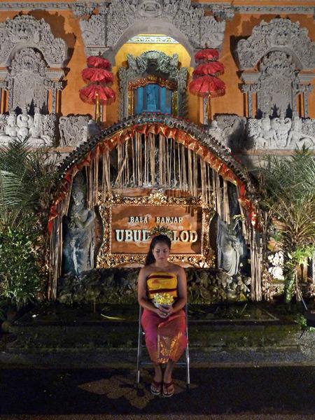 Welcome to the Bale Banjar Ubud Kelod in Ubud, Bali, Indonesia.