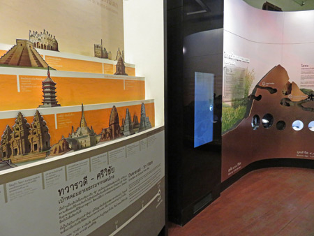 Discover the history of Thailand at the Museum of Siam in Rattanakosin, Bangkok, Thailand.
