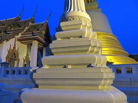 Wat Senatsanaram Ayutthaya in Ayutthaya, Thailand.