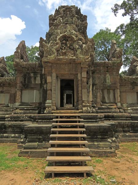 Chau Say Thevoda, Angkor in Siem Reap, Cambodia.