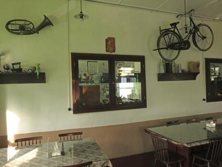 Roemah Indonesian Kitchen in Medan, Sumatra, Indonesia.