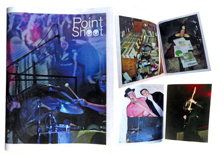 Point and Shoot: Arcane Candy Photo Book One