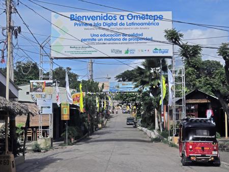 Welcome to Moyogalpa, Isla de Ometepe, Nicaragua.