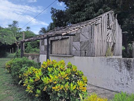 A picturesque shack on Isla de Ometepe, Nicaragua.