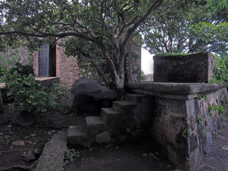 The Fort of San Pablo in Las Isletas de Granada, Nicaragua.