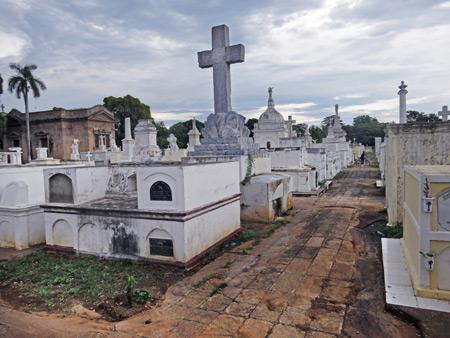 The Cementerio de Granada, Nicaragua.