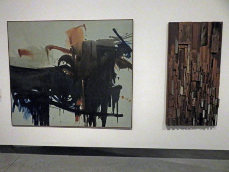 Mario Pucciarelli, Moka, (1959); and Luis Alberto Wells, Jerry que fue Nathaniel, at El Museo de Arte Moderno de Buenos Aires in Buenos Aires, Argentina.