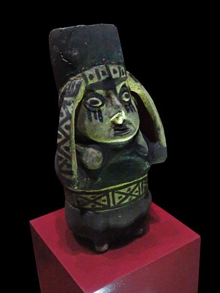 Cuchimilco at the Museo Nacional de Etnografia y Folklore in Sucre, Bolivia.